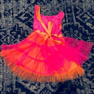 Other - Pink and orange sundress.